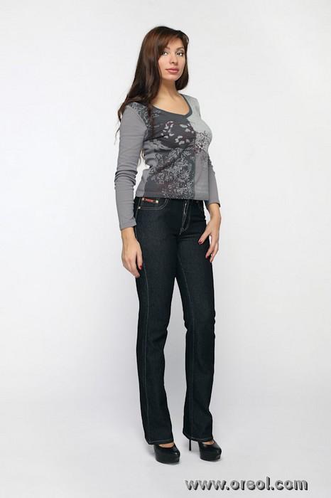 Трикотаж женская одежда оптом